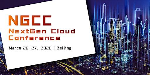 NexGen Cloud Conference 2020 - Beijing