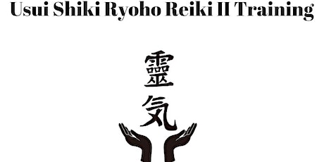 15-08-20 Usui Shiki Ryoho Level II Workshop tickets