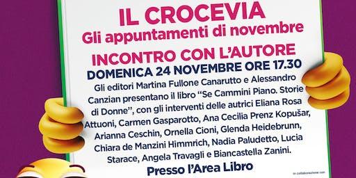 INCONTRO CON L'AUTORE @IL CROCEVIA