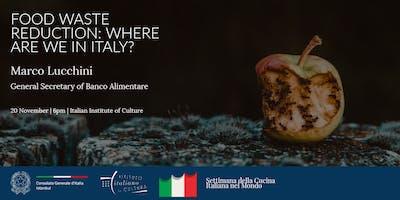 Gıda Atıklarının Azaltılması: İtalyada Ner