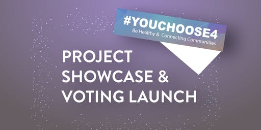#YouChoose4: Project Showcase and Voting Launch