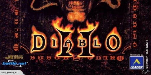 Diablo 2 LAN på kontoret