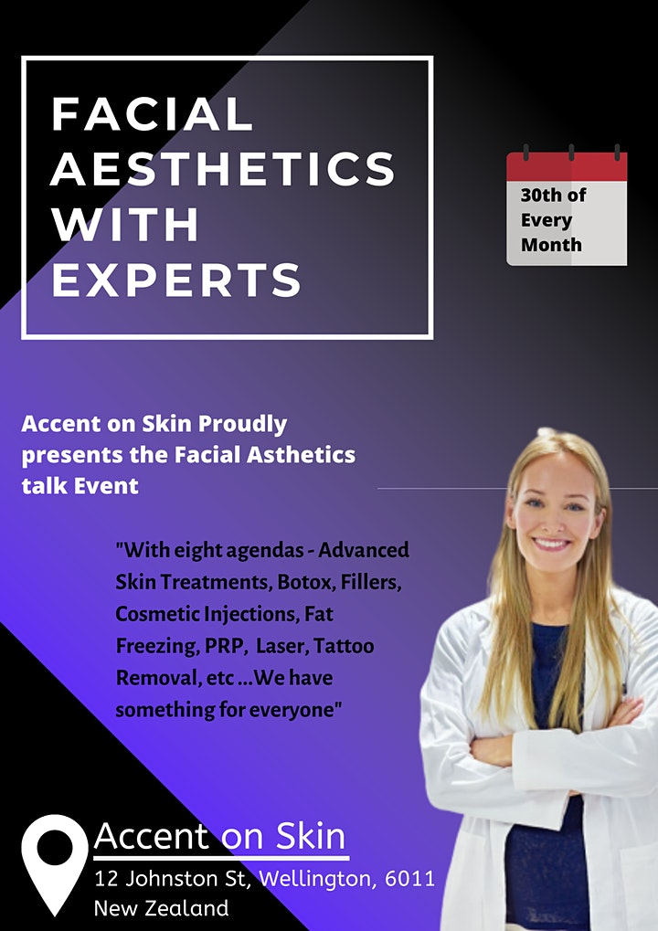 Facial Aesthetics With Experts image