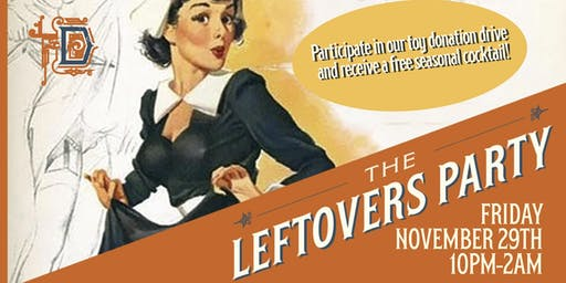 The Leftovers Party