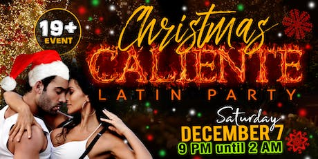 Christmas Caliente tickets