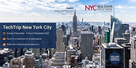 TechTrip New York City 2020 tickets