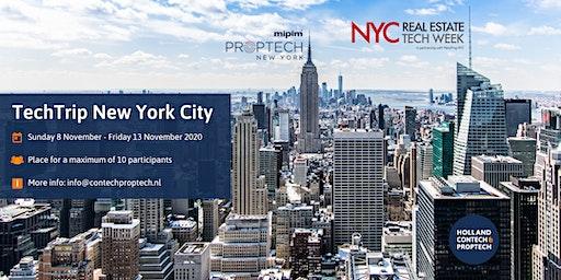 TechTrip New York City 2020
