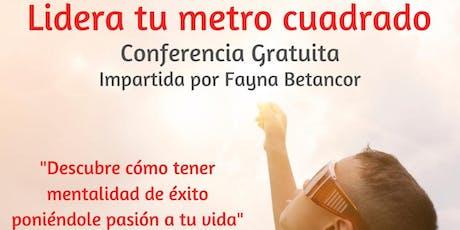 """Conferencia Gratuita """"LIDERA TU METRO CUADRADO"""" Las Palmas de G.C tickets"""