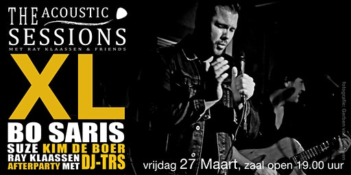 THE ACOUSTIC SESSIONS XL met Ray Klaassen & Friends