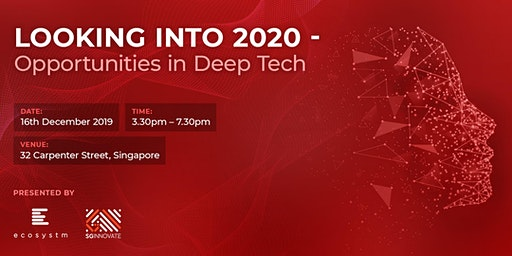 Looking into 2020 - Opportunities in Deep Tech