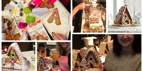 Gingerbread House Architecture - build your own Gingerbread House! tickets