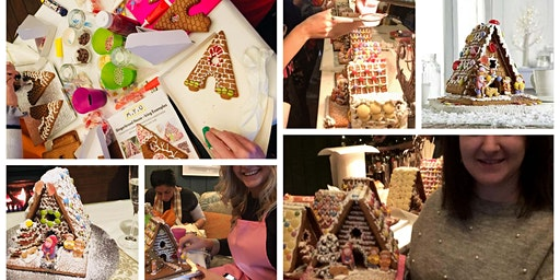 Gingerbread House Architecture - build your own Gingerbread House!