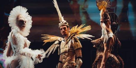Screening - Ciné-Plus - Fashion Artisan Week - JEAN-PAUL GAULTIER: FREAK AND CHIC + Live Skype Q&A | Alliance Française de Singapour tickets