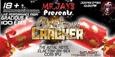 Christmas Cracker tickets