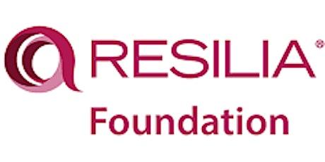 RESILIA Foundation 3 Days Virtual Live Training in Hamilton tickets