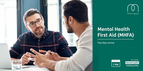 Mental Health First Aid Training - Leicester tickets