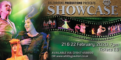 Colebrooke Productions: Showcase 2020 tickets