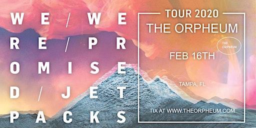 We Were Promised Jetpacks @ The Orpheum