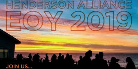Henderson Alliance End of Year Function 2019 tickets