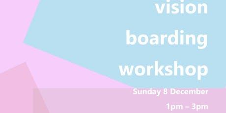 Vision Boarding Workshop tickets