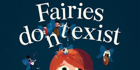 Fairies Don't Exist: Michael O'Neill and Stephen Pierce Book Launch tickets