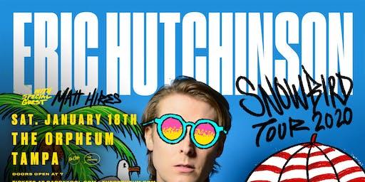 Eric Hutchinson @ The Orpheum