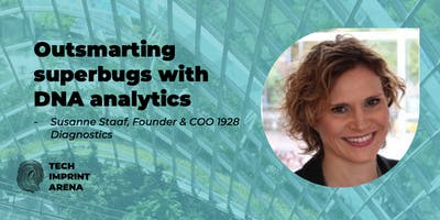 Outsmarting superbugs with DNA analytics