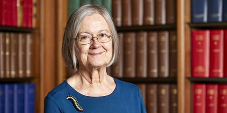 Justice Lecture Series - Lady Hale tickets