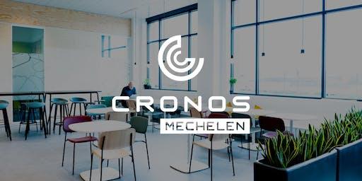 Openingsreceptie Cronos Mechelen