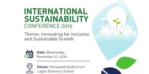 International Sustainability Conference (#ISC2019)