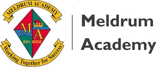 Meldrum Academy Christmas Concert 2019