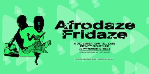 Afrodaze Fridaze End of Year Ting
