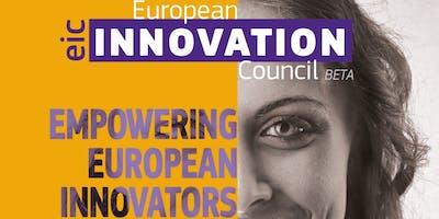 Aides européennes aux  innovations de rupture : l'EIC, un outil innovant