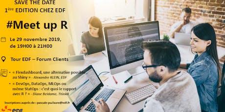 Meet up R x EDF - 29/11/19 billets