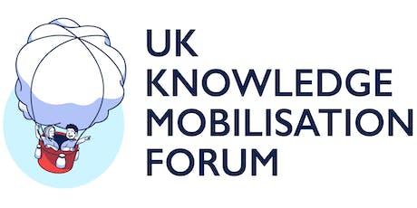 UK Knowledge Mobilisation Forum 2020 tickets
