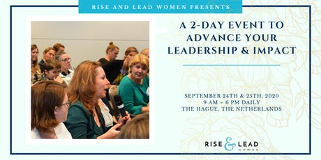 Rise and Lead Summit 2020 tickets