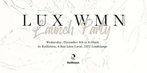 LUX WMN Launch Party