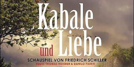 Kabale und Liebe Tickets