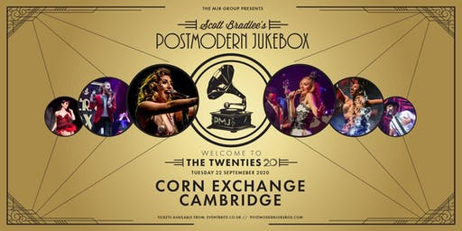 Scott Bradlee's Postmodern Jukebox (Corn Exchange, Cambridge)