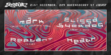 Syrup: Mark, Elissa Suckdog & Reptant (LIVE) tickets