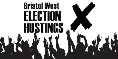 Bristol West General Election Hustings tickets