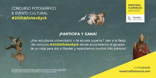 Concurso Fotográfico & Evento Cultural #2020AñoVanEyck