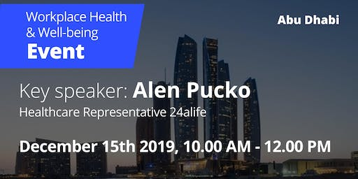 Workplace Health & Well-being Event