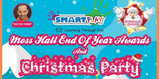 Smart Play Presents 'The Moss Hall End Of Year Awards & Christmas Party'