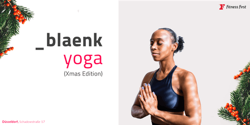 Xmas Yoga Session @ Fitness First | Kostenlos