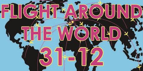 Flight Around The World tickets