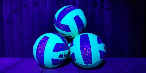 Donitas Blacklight Volleyball Tournament