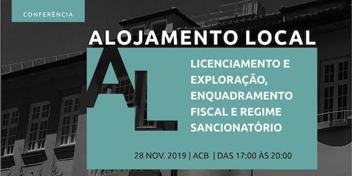 Alojamento Local: Licenciamento e exploração, enquadramento fiscal e regime