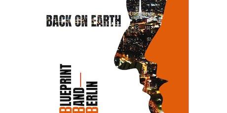 Blueprint Band - Berlin BACK ON EARTH - Soul Jazz | Funk Jazz tickets
