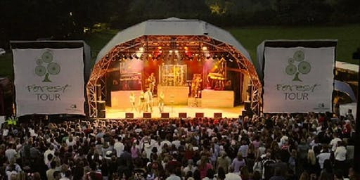 Dalby Concert Camping 2020 - Will Young & James Morrison